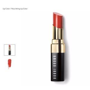 NEW Bobbi Brown LIP COLOR + Free mini lip